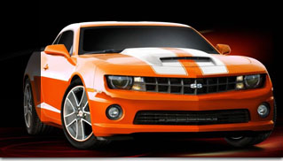 2010 427HP & 454HP Camaro® ZL® by SLP - Muscle Cars Blog