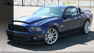 800HP 2012 Shelby GT500 Super Snake - Muscle Cars Blog
