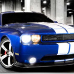 2011 Dodge Challenger SRT8 392 to Enter One Lap of America