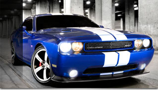 2011 Dodge Challenger SRT8 392 to Enter One Lap of America - Muscle Cars Blog