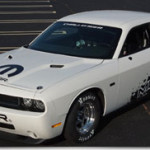 2011 Mopar Dodge Challenger V10 Drag Pak sets record in NHRA AA/SA ET