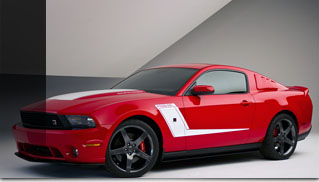  2012 Roush Stage 3 Mustang - Muscle Cars Blog