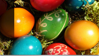 Happy Easter! - Muscle Cars Blog