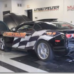 Lingenfelter Black Camaro – Sick Race Car