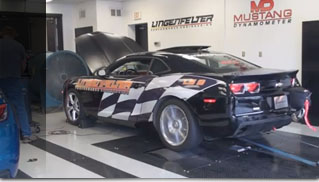 Lingenfelter Black Camaro - Sick Race Car - Muscle Cars Blog