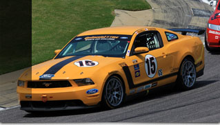 Multimatic Motorsports Mustang Boss 302R Wins! - Muscle Cars Blog