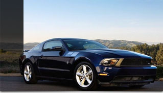 SMS Supercars - SMS 302 White, Yellow, Black Label Mustangs - Muscle Cars Blog