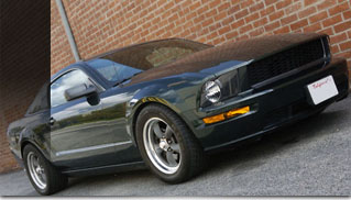 Tim Allen 2008 Ford Mustang Bullitt on Ebay - Muscle Cars Blog