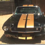 1966 Ford Mustang Fastback Shelby GT350 Hertz Recreation