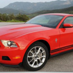 """""""Mayhem"""" is the new 2012 Ford Mustang V6 Performance Package"""