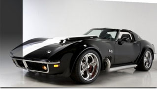 1969 1200HP 565ci Twin Turbo Corvette - Muscle Cars Blog