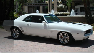 1969 Extreme 540cid 705 HP Chevrolet Camaro - Muscle Cars Blog