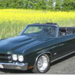 1970 Chevrolet Chevelle Convertible SS 572 cui. 701 HP