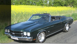1970 Chevrolet Chevelle Convertible SS 572 cui. 701 HP - Muscle Cars Blog
