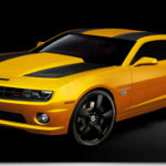 New 2012 Chevrolet Camaro Bumblebee Edition