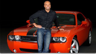 Ralph Gilles is President and CEO of SRT brand - Muscle Cars Blog