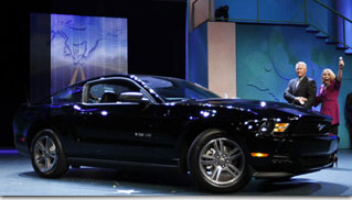 Mary Kay Adds Black Mustang to its Beauty Fleet - Muscle Cars Blog