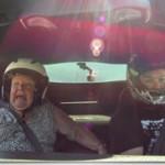 Sick Video – Mom On A Ride Around Laguna In A Corvette Z06