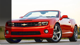 2011 Chevrolet Camaro Short Review - Muscle Cars Blog