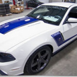 2012 ROUSH Stage 3 Mustangs in all fifty states