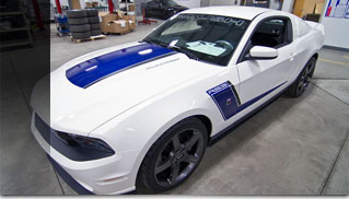 2012 ROUSH Stage 3 Mustangs in all fifty states - Muscle Cars Blog