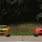 Chevrolet Camaro SS vs. Ford Mustang Boss 302
