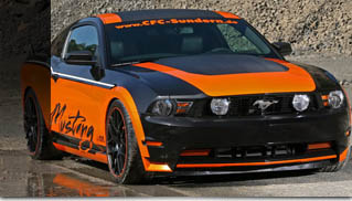 2011 Ford Mustang by Design World - Muscle Cars Blog