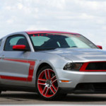 2012 Hennessey HPE650 Supercharged Boss 302 Mustang
