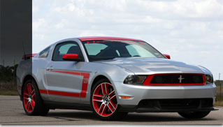 Hennessey HPE650 Supercharged Boss 302 Mustang - Muscle Cars Blog
