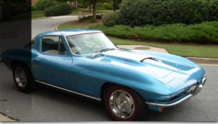 1967 Chevrolet Corvette Coupe 427/435 AIR - Real Blue Beauty - Muscle Cars Blog