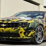 2011 Chevrolet Camaro by WCC Auctioned