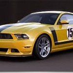 A one-of-a-kind 2012 Mustang Boss 302 Laguna Seca