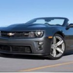2013 Camaro ZL1: Most Powerful Chevrolet Convertible Ever