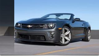 2013 Camaro ZL1: Most Powerful Chevrolet Convertible Ever - Muscle Cars Blog