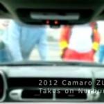 Camaro ZL1 Laps Nuburgring in 7:41.27