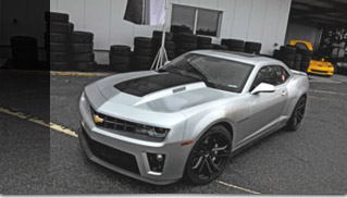 2012 Camaro ZL1 Video 4: Designed for Downforce - Muscle Cars Blog