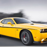 2012 Dodge Challenger SRT8 392 Yellow Jacket Unveiled