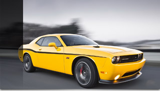 2012 Dodge Challenger SRT8 392 Yellow Jacket Unveiled - Muscle Cars Blog