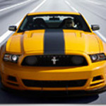 Ford Mustang Boss 302: Back with More for 2013, Paying Homage to a '70s Legend