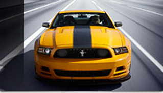 Ford Mustang Boss 302: Back with More for 2013, Paying Homage to a '70s Legend - Muscle Cars Blog