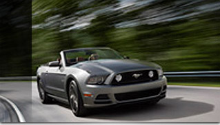 New Design, More Technology for 2013 Ford Mustang - Muscle Cars Blog