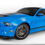 2013 Ford Shelby GT500 Debuts As Most Powerful Production V8
