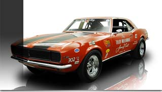 Dave Strickler's 1968 Chevrolet Camaro Z/28 Old Reliable - Muscle Cars Blog