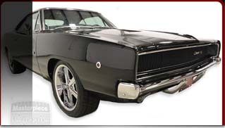 1968 Dodge Charger R/T Hemi by Masterpiece Classic Cars - Muscle Cars Blog