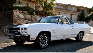 1970 Chevrolet El Camino SS 454 LS6 - Muscle Cars Blog