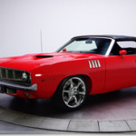 1971 Plymouth Viper Custom Cuda Convertible 8.0 Liter Viper V10 6 Speed