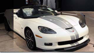 2013 Chevrolet Corvette 427 Convertible Sells for $600,000 - Muscle Cars Blog