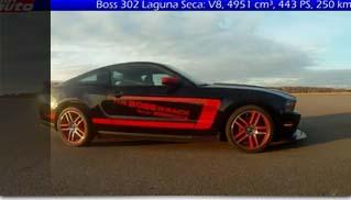 Mustang Boss 302 beats Ferrari, R8, M3, Porsche & DBS Test Laguna Seca - Muscle Cars Blog