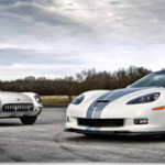Corvette Marks 60 Years of Performance with 427 Convertible