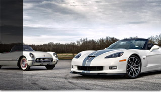 Corvette Marks 60 Years of Performance with 427 Convertible - Muscle Cars Blog